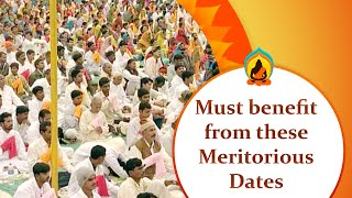 Make these upcoming virtuous dates advantageous! । Full HD ।