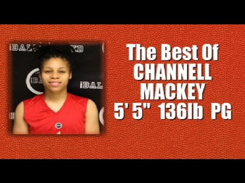 The Best Of CHANNELL MACKEY 5'5
