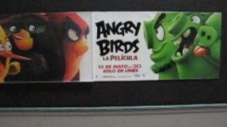 Lenticular  Angry Birds Ecuador