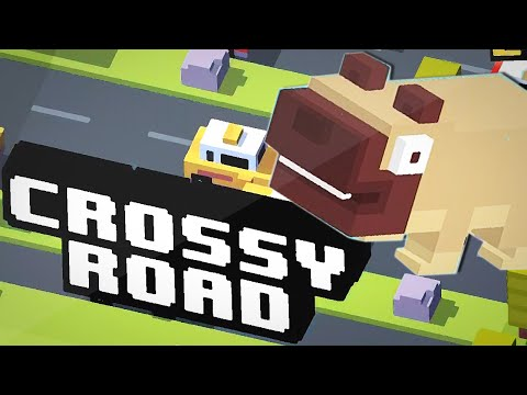 WHY DID THE PUG CROSS THE ROAD? | Crossy Road