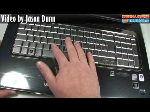 HP HDX X18-1058CA Premium Notebook Hybrid TV Tuner Windows 8 X64