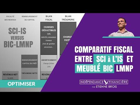 Comparatif Fiscal Entre Location Meublée Et SCI à L'IS