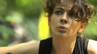 Those Darlins - Then He Kissed Me (Live on KEXP @Pickathon)
