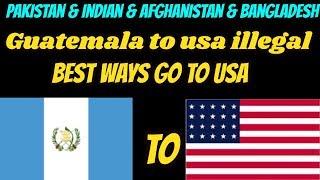 Guatemala to usa illegal [ india pakistan afghanistan ]USA KI DONKEY PARTS 6 2018 in URDU&HINDI.