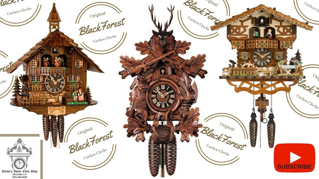 black forest cuckoo clocks i home decor - Black Forest Cuckoo Clocks