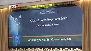 Pukaar News -Ahmadiyya Muslims hold the 9th Annual Peace Symposium.mp4