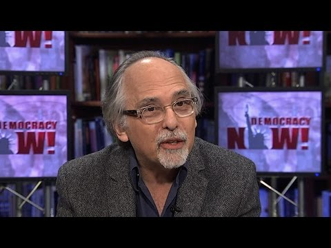 """Cartoonist Lives Matter"": Art Spiegelman Responds to Charlie Hebdo Attack, Power of Cartoons"