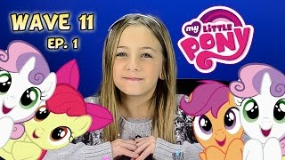My Little Pony Wave 11 Blind Bags MLP Mystery Bag  Collector Toy Opening HD Thumbnail