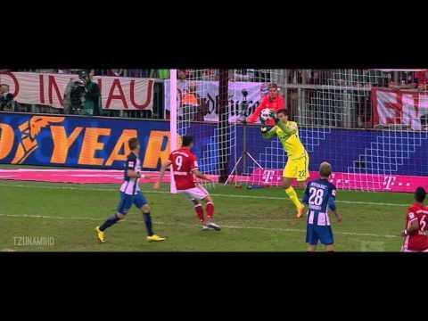 Thiago Alcantara ● Bayern München 2016  ● 1080p HD