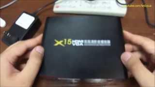 media player manytel x15 / обзор медиаплеера