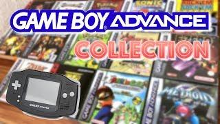 Meine GAME BOY ADVANCE Collection / Sammlung