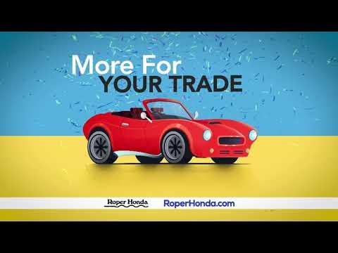 Roper Honda's Exclusive Warranty Forever!