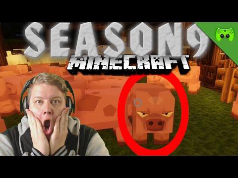 DAS BÖSE SCHWEIN! 🎮 Minecraft Season 9 #57
