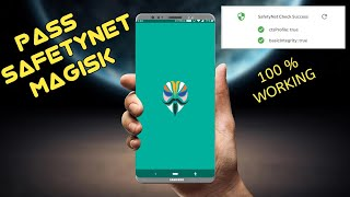 Download lagu pass safetynet with magisk !!