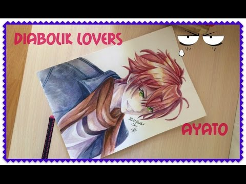 Дьявольские возлюбленные / Diabolik Lovers / Ayato / HellRabbit-Joe