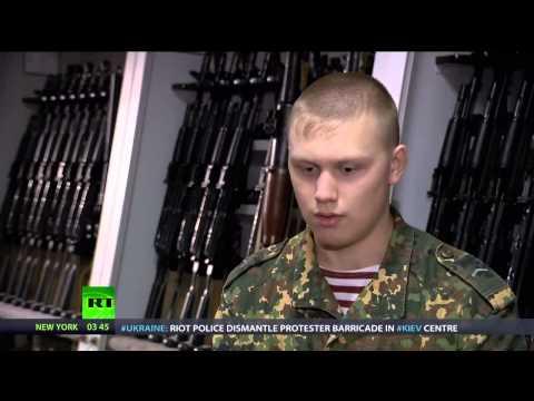 The Hero: Story of Sergeant Epov RT's Documentary