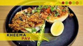 Kheema Pav | Street Food | Easy Cook With Atul Kochhar