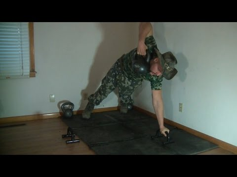 TGO How to Draw a heavy Bow! Hunting Fitness