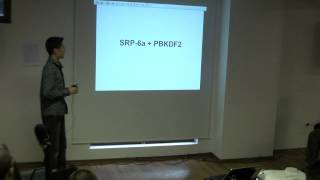 Ден 1 - 07 02 Secure remote password - Владимир Джувинов