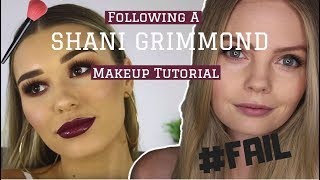Foodie Tries to Follow a Shani Grimmond Tutorial || FAIL