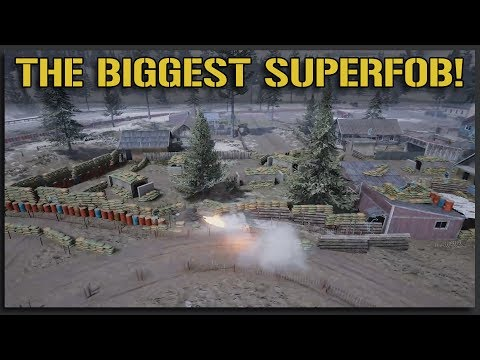 The BIGGEST Babenki SUPERFOB - V11 Squad Gameplay
