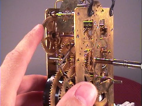 Antique Clock Repair course for a beginner how to learn clock repair