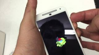 How to Hard Reset Moto G 2nd Gen Remove Password Android 4.4