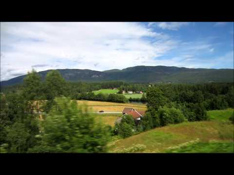 Rogaland 2012: Countryside in Telemark