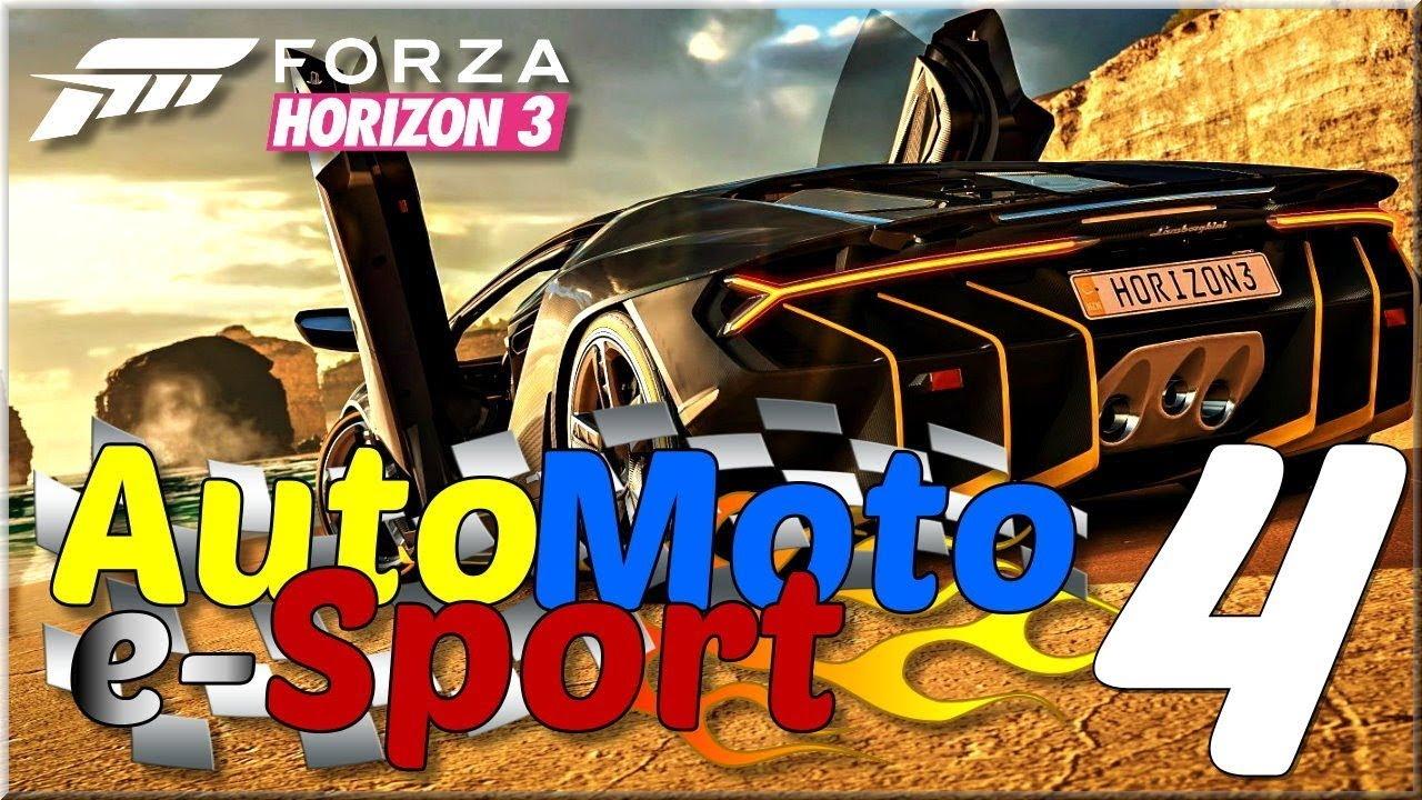 AutoMotoSport – #4 | Forza Horizon 3