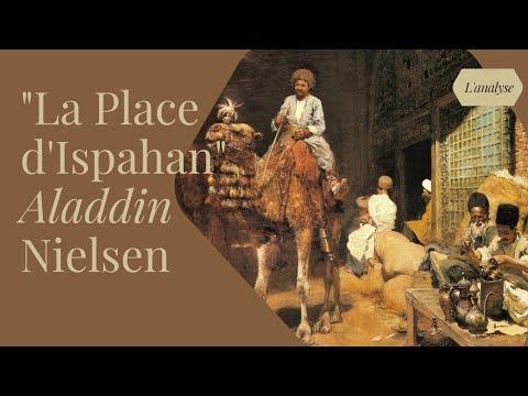 """Nielsen - """"La place d'Ispahan"""" extrait de Aladdin"""