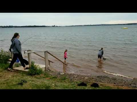 Striped Bass Fishing, Prince Edward Island