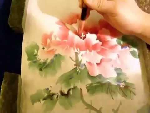 Уроки рисования акварелью Курс акварельной живописи в Москве