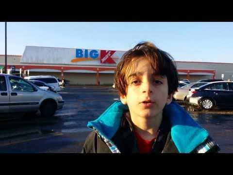 B-Daman Hunting Black Friday Kmart Target Toys r Us in Niagara Falls / Buffalo Nov 29 2013