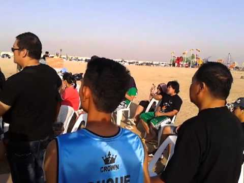 Worship at Al-Wakra Beach - Eid Holiday (BCICM)