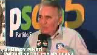 PSD PALHANO   ALMIECY PINTO PRESIDENTE DO PSD NO CEARÁ