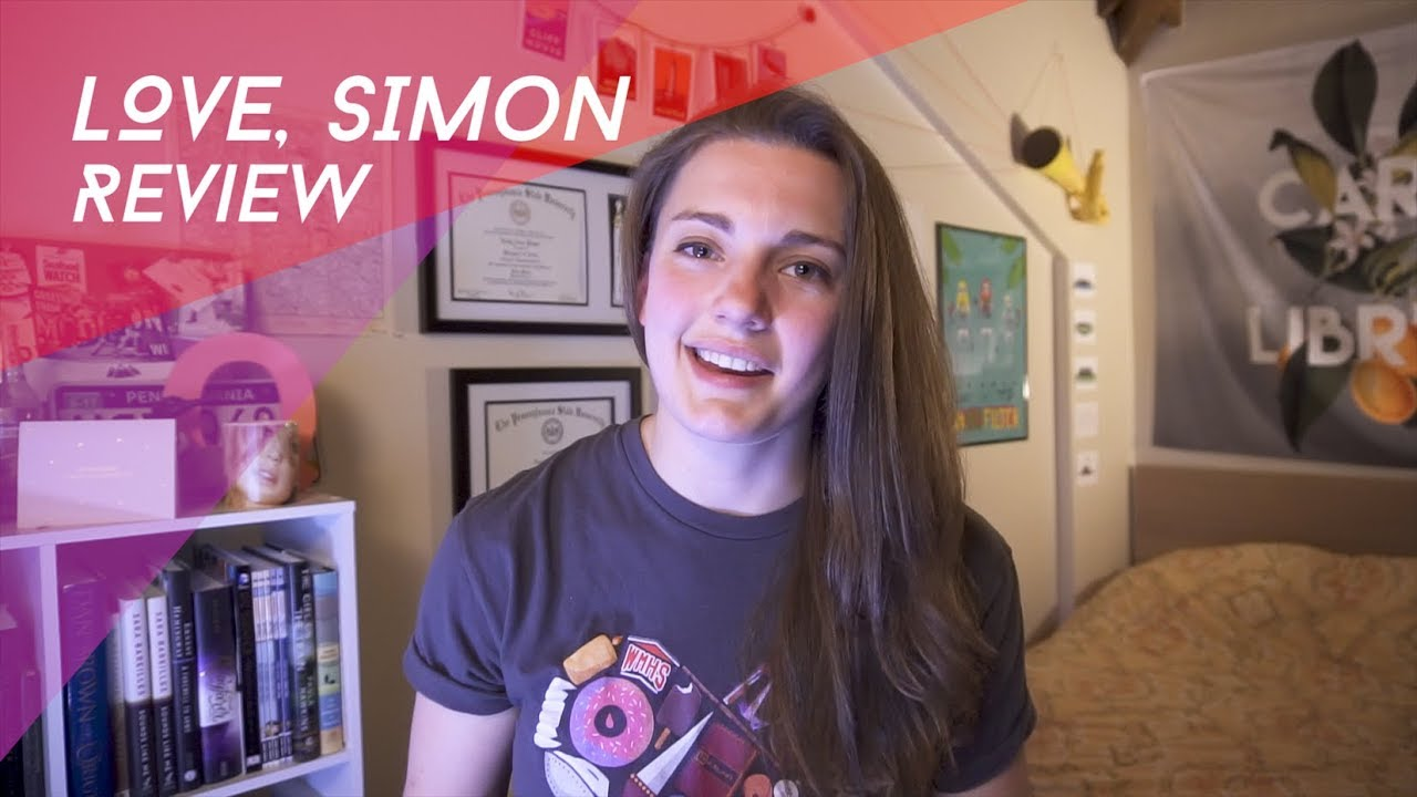 Love, Simon Review! - YouTube
