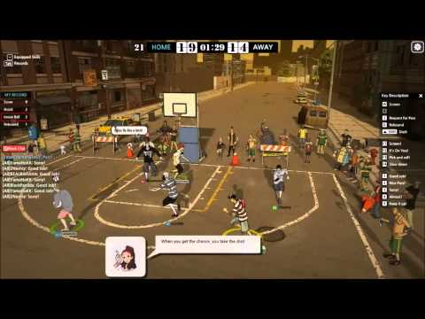 Freestyle Street Basketball 2 Gameplay - Dominate 7 Game Win Streak