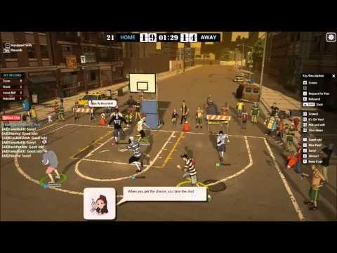 Freestyle Street Basketball 2 Gameplay - Dominate 7 Game Win Streak