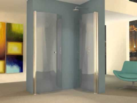 Wet Room Ideas Space Saving Fold Away Wet Room Screens