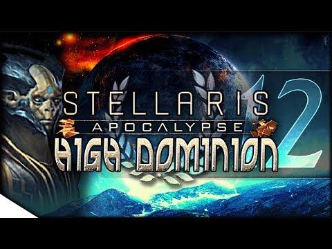 RAIDED... - Apocalypse Gameplay | STELLARIS: Apocalypse — High Dominion 12 | 2.0 Cherryh Update