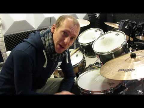 Ritmes van de Drumdokter - Paradiddle groove