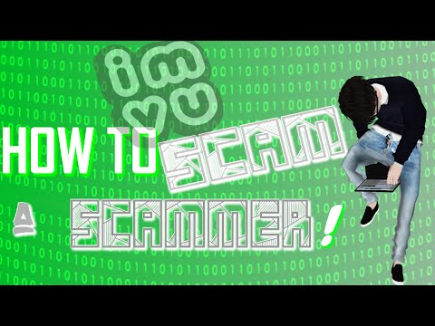 HOW TO SCAM A SCAMMER ON IMVU!