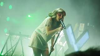 CHVRCHES - 'Science/Visions ' Live @ Newcastle!