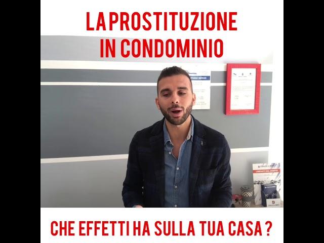 La prostituzione in condominio che effetti produce ?