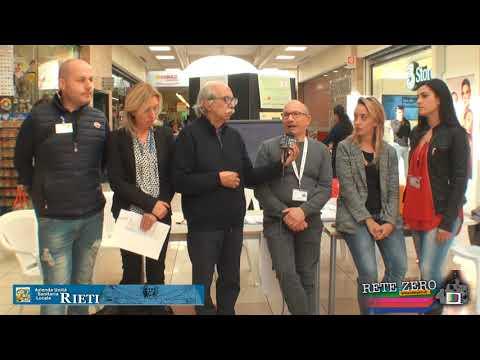 SERVIZIO PSICHIATRICO DEL DE LELLIS DI RIETI  - GIORNATA MONDIALE DELLA SALUTE MENTALEi