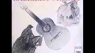 Gabriela Ortega - Muerte de Antoñito el Camborio (1968)