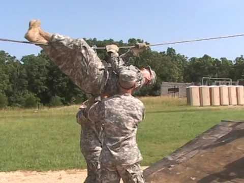 US Army - Charlie Company - Fort Leonard Wood (18August2011) - Movie