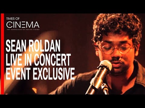 Sean Roldan Live In Concert Event Exclusive Video | TOC