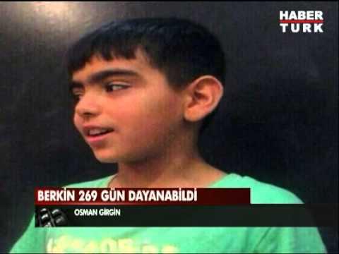 Berkin Elvan 269 gün sonra hayatını kaybetti  11.03.2014