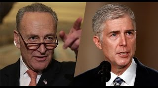 Schumer: 'We're going to filibuster Neil Gorsuch'